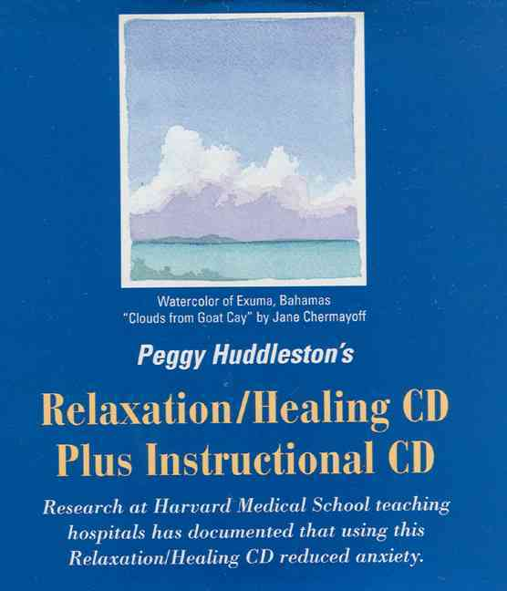 [CD] Peggy Huddleston's Relaxation/healing Cd Plus Instructional Cd By Huddleston, Peggy